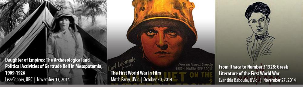 The Arts of World War I