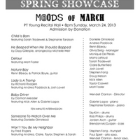 Vocal Jazz Showcase - Moods of March