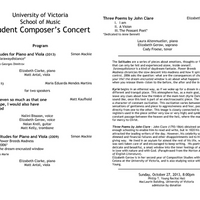 Composers Concert