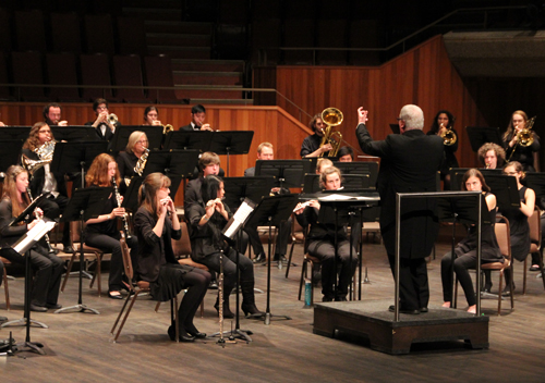 Don Wright Symphonic Winds