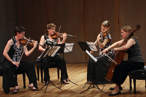 Faculty Concert: Lafayette String Quartet