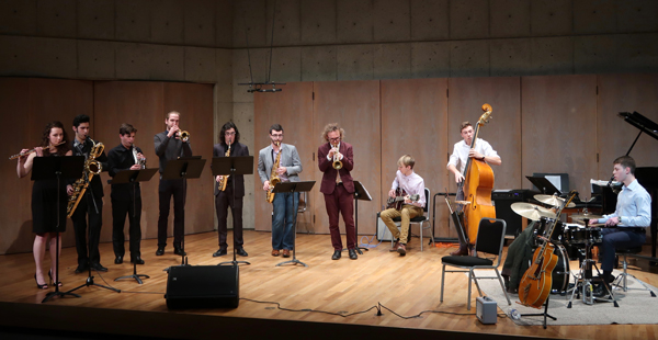 UVic Jazz Ensemble: Dizzy & Monk 101