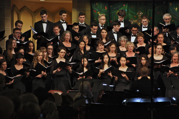 UVic Chorus & Chamber Singers: When Irish Eyes are Smiling