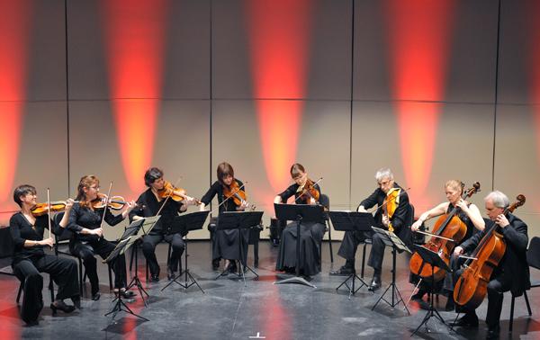 Faculty Concert: Lafayette + Saguenay Quartets