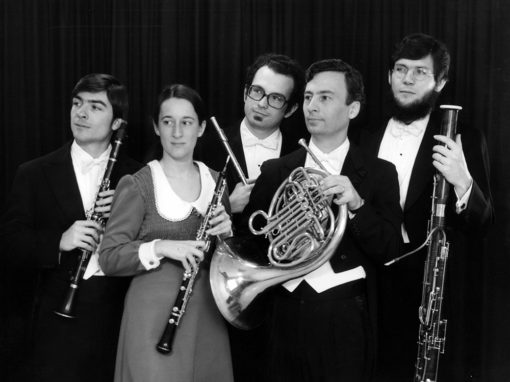 Pacific Wind Quintet 1970s