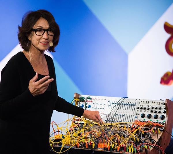 Lecture-Recital: Suzanne Ciani, Buchla