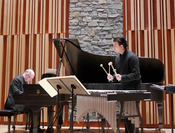 Guest Concert: Underhill & Tones
