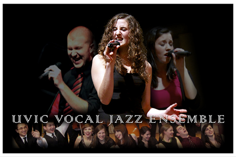 UVic Vocal Jazz Ensemble