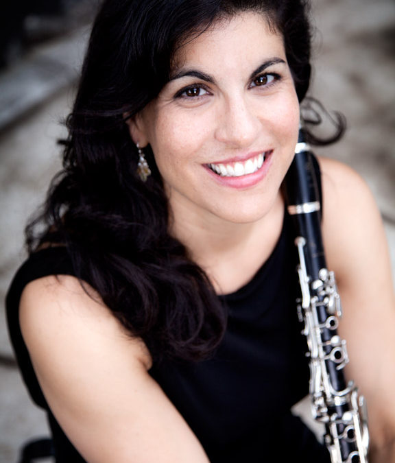 Guest Concert: Stephanie Zelnick, clarinet