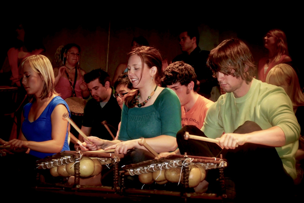 African Percussion Concert