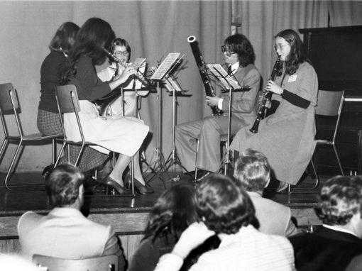 Wind Quintet 1977