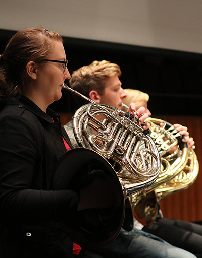 UVic Wind Symphony: Now and Then