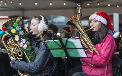 Tuba Christmas delivers holiday cheer in pandemic