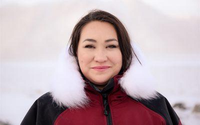 Alumna Diyet van Lieshout offers twist on Handel's Messiah from Yukon glacier