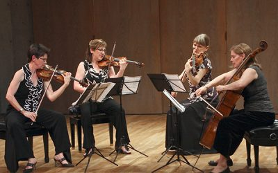 A Crucible of Friendship: The transformation of the string quartet