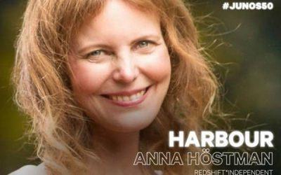 Anna Höstman nominated for Juno