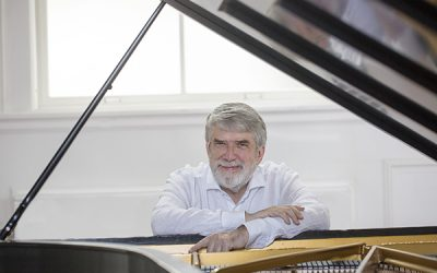 Pianist Bruce Vogt adds new sounds to silent films