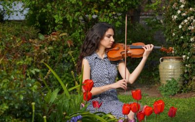 Violin donation offers 250-year-old gift