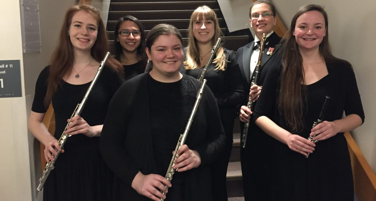 Flute at UVic