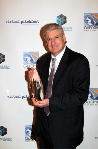 Celona with his Diamond Award