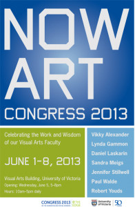 Now Art poster