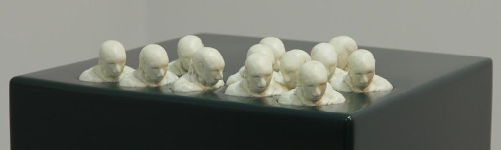 Sculpture by Daniel Laskarin