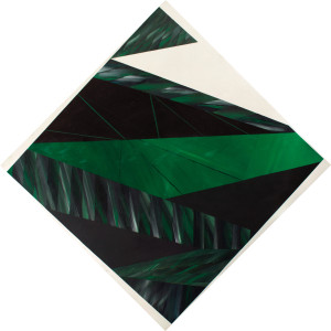 """Black Diamond"" by Donald Harvey (1964)"
