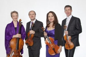 The current incarnation of the Penderecki String Quartet (photo: Tomasz Adam)