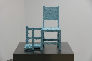 "Daniel Laskarin's ""blue chair :: if this"""