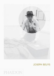 Allan Antliff's latest book, Joseph Beuys (Phaidon Focus)