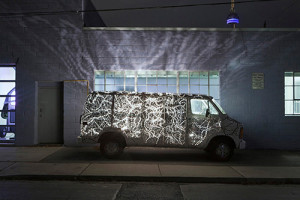 "Kim Adams ""Autolamp - 2008"" (Perforated '85 Dodge Ram)"