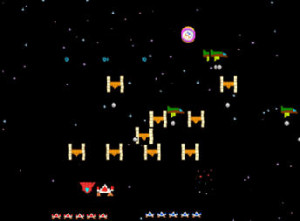 Set phasers to fun for Space Wars!