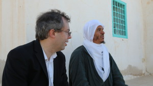 Biró in Tunisia