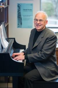 Harald Krebs (UVic Photo Services)