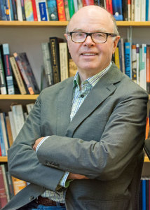 Poet & Writing professor Tim Lilburn