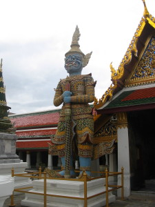 Like to travel? Check out our exchange with Bangkok U (photo: Allan Stichbury)
