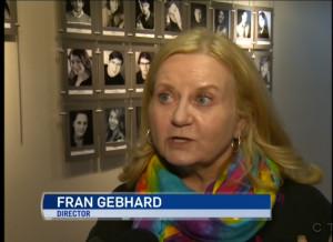 """Dream"" director Fran Gebhard on CTV"