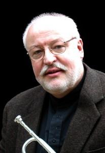 Retiring trumpet professor Louis Ranger