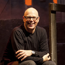 Director Conrad Alexandrowicz (photo: David Lowes)