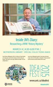 March 4_Inside JM's Diary