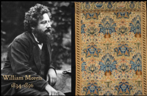 A clip from Holly Cecil's William Morris film project