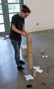 In Search Of . . . the correct Jenga stack
