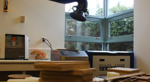 UVic's Digital Fabrication Lab the first of its kind in North America