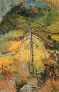 "Emily Carr's ""Happiness,"" part of UVic's Art Collection"