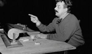 Suppressed composer EF Burian
