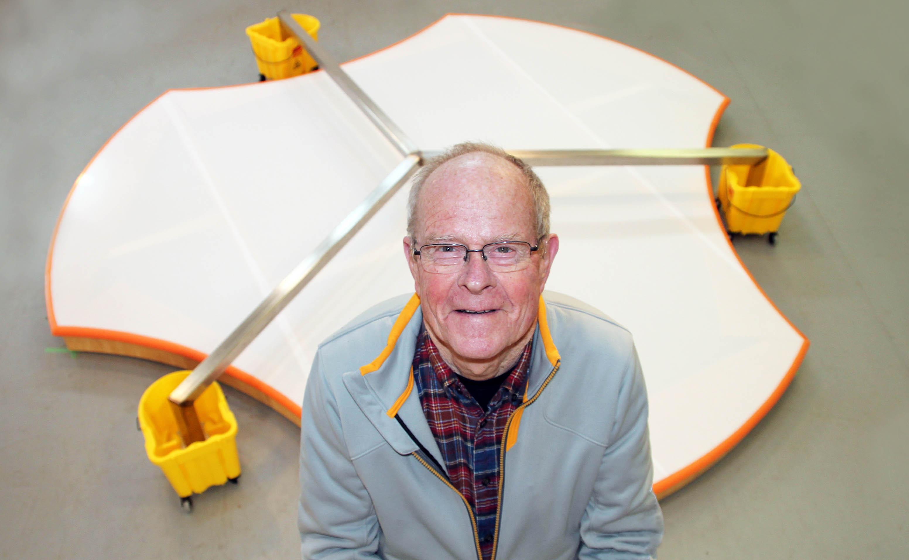 Mowry Baden wins Guggenheim Fellowship