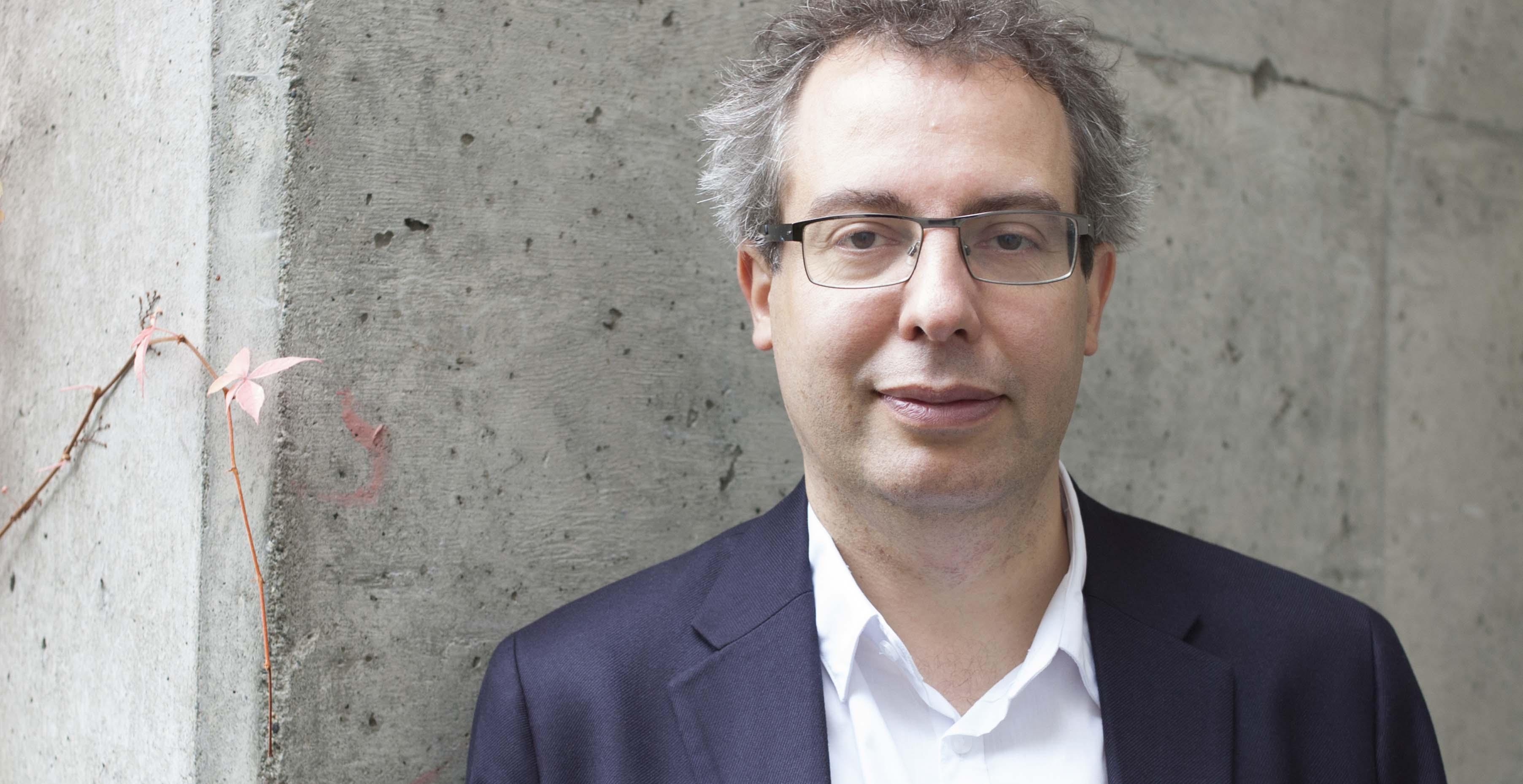 Dániel Péter Biró earns Harvard Fellowship