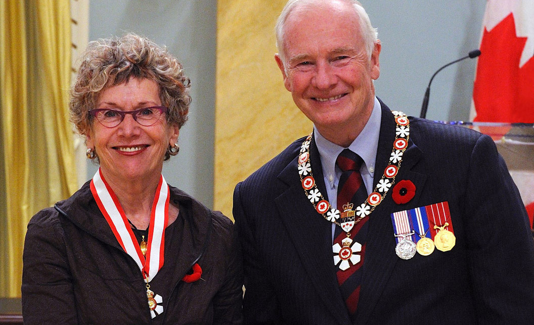 Lorna Crozier Named to Order of Canada