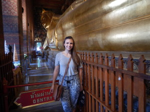 Mathison explores Bangkok's rich culture