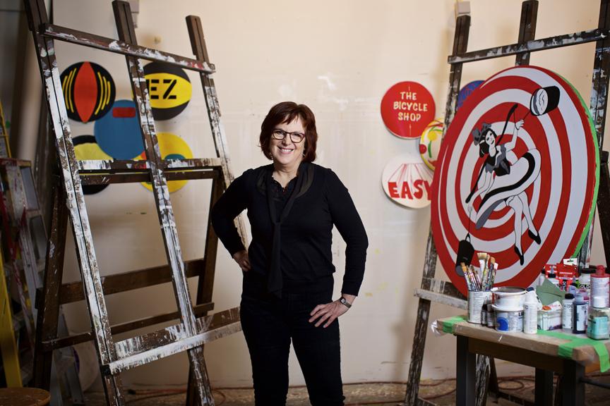 Sandra Meigs wins $50,000 prize